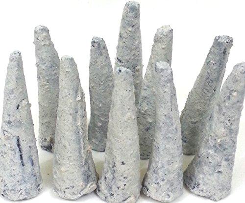 Copal Incense Cones 2 Bags of 5 Cones Each. Handmade in Mexico.