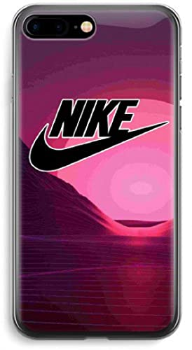 low priced abdb0 efae4 Amazon.com: Inspired by Nike silicone iPhone case Nike phone ...