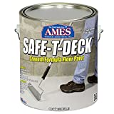 Ames Safe-T-Deck Smooth 1 gallon Grey Safe-T-Deck Smooth