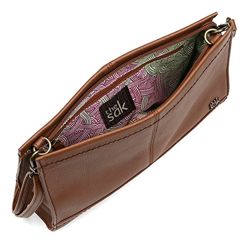 Clutch The Demi Sak Iris Tobacco q7qnAw4pt