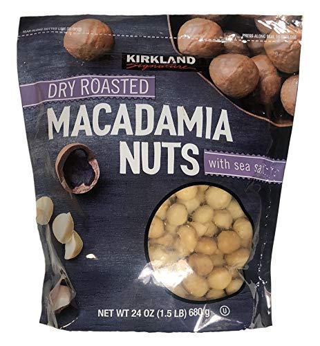 Kirkland Signature Macademia Nuts, 680g