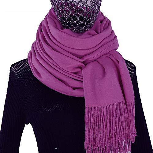 ac91a091b5b74e Cashmere Winter Scarfs Shawl Hijab Pashmina Schal Scarves Sjaal Echarpe  Poncho Oversize,127
