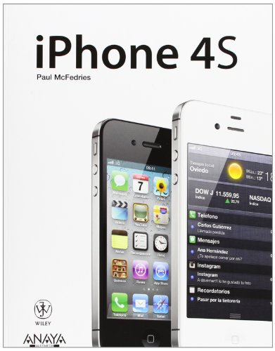 iPhone 4S (Spanish Edition) [Paul McFedries] (Tapa Blanda)