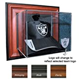 New York Giants NFL ''Case-Up'' Cap Display Case (Cherry)