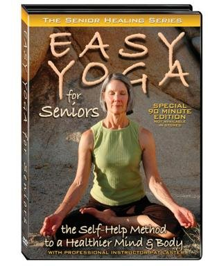 Amazon.com: S&S Worldwide Easy Yoga for Seniors Dvd: Movies & TV
