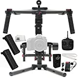 DJI Ronin-M 3-Axis Brushless Gimbal Stabilizer + Thumb Controller Bundle