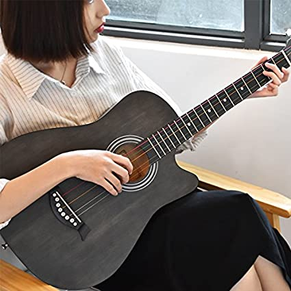 Las guitarras de cuerdas de guitarra / de madera hechos a mano ...