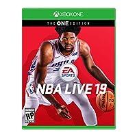 NBA LIVE 19 Xbox One Digital