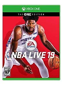 Amazon.com: NBA Live 19 - Xbox One: Electronic Arts: Video
