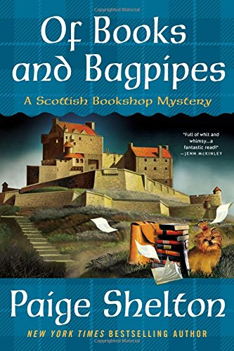 Read Online Of Books and Bagpipes: A Scottish Bookshop Mystery pdf