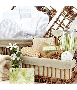 Superior Passport To Asia Spa Basket Set