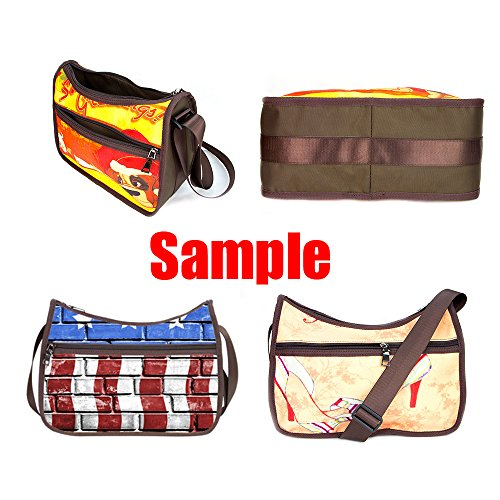 Fabric Twin Design Custom Shoulder Classic tartan Handbag Portable C Sides Hobo Oxford 4qw5a