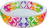 Intex Swim Center Pinwheel Inflatable Pool, 90'' x 22'', for Ages 6+