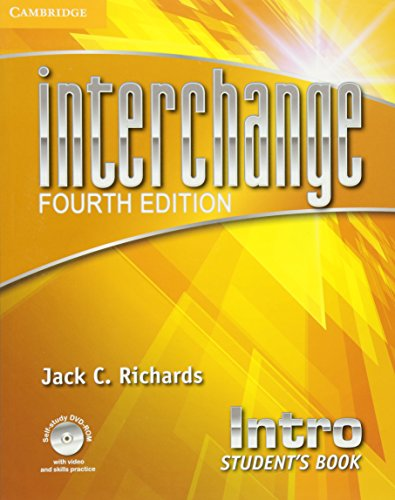 Interchange Intro SelfStudy DVD (4th Edition)
