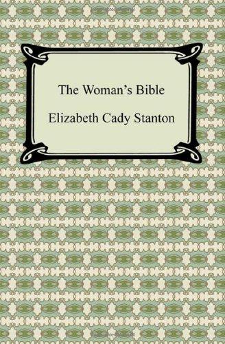 Read Online The Woman's Bible pdf epub