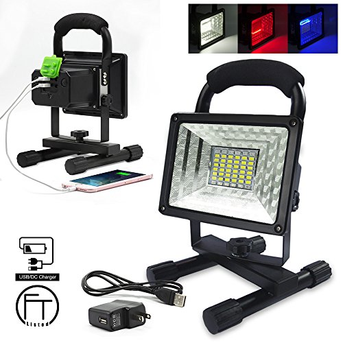 Portable 12V Led Flood Lights
