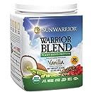 Sunwarrior - Warrior Blend, Raw, Plant-Based Protein, Vanilla, 20 Servings (1.1 lbs)
