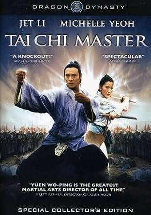 Amazon com: Tai Chi Master: Jet Li, Michelle Yeoh, Chin Siu