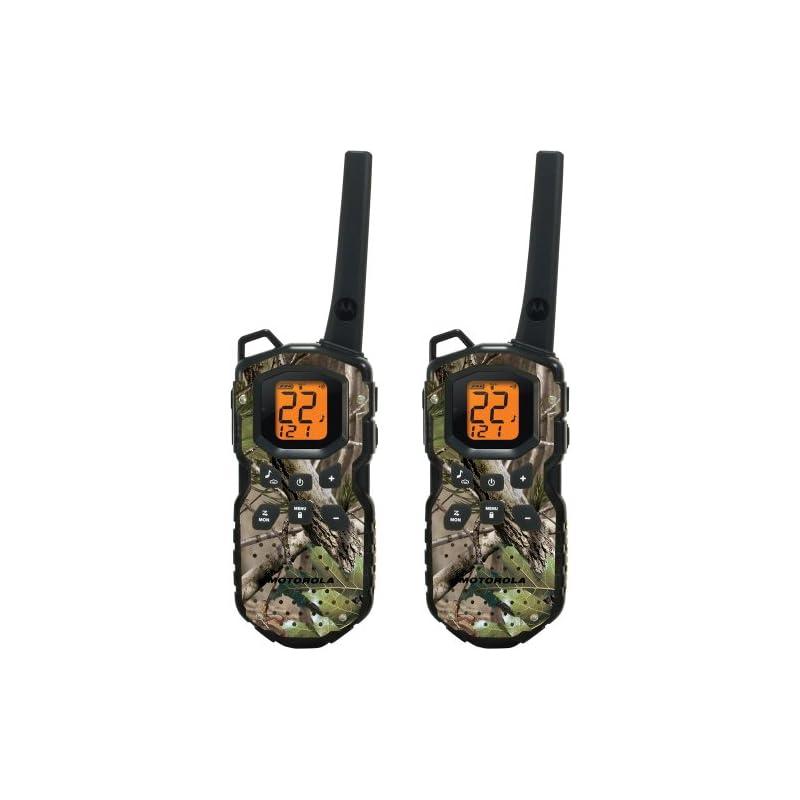 Motorola MS355R FRS Waterproof Two-Way -