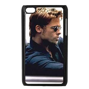 I-Cu-Le Phone Case Brad Pitt,Customized Case ForIpod Touch 4