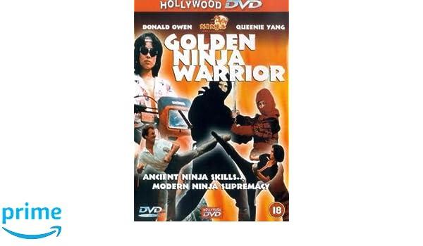 Golden Ninja Warrior [Reino Unido] [DVD]: Amazon.es: Donald ...