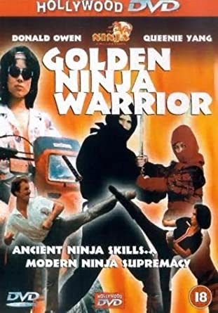 Golden Ninja Warrior [Reino Unido] [DVD]: Amazon.es: Donald ...