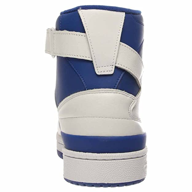 the latest 47306 0ce46 Adidas Forum Hi Og Basketball Sneaker Shoe - Running Whitecollegiate Royal  - Mens - 9 Amazon.co.uk Shoes  Bags