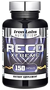 RECO XTREME | Hardcore Night Recovery supplement | Muscle Recovery & Growth supplement | 90 Caps - 30 Day Supply | 110% MONEY BACK GUARANTEE