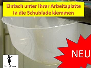Amazon.de: Conny Clever® Abfallbehälter für Ihre Küche unter der ...