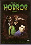 The Best of Horror Volume 1 (Night of the Living Dead; Mania; Little Shop of Horrors)