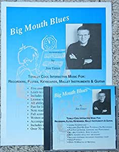 Big Mouth Blues