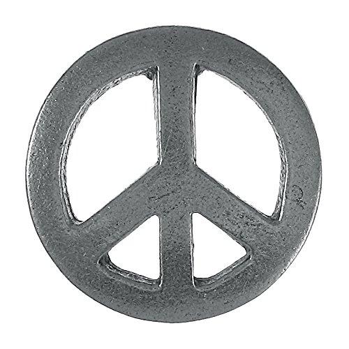 Jim Clift Design Peace Sign Lapel Pin - 1 Count