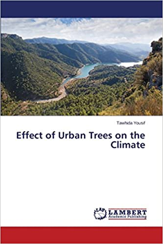 Effect of Urban Trees on the Climate
