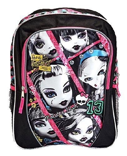 Monster High Backpack Full Size 16