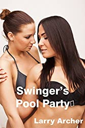 Swinger's Pool Party (Foxy and Larry Book 7)