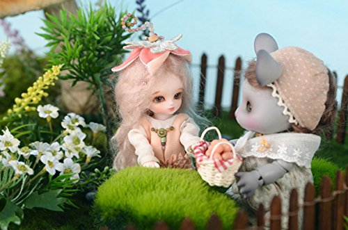 Doll Baby BJD Doll 1/12 9CM BJD Doll Dollfie / 100% Custom-made / Free Make-up + Free Gifts