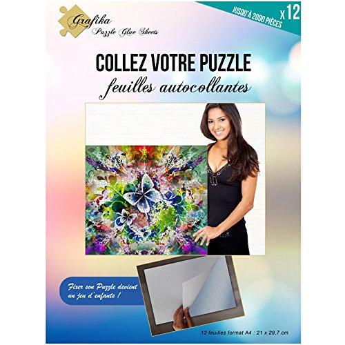 Grafika Colle pour Puzzle 2000 pièces