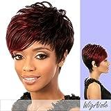 EVAN (Motown Tress) - Synthetic Full Wig in JET BLACK