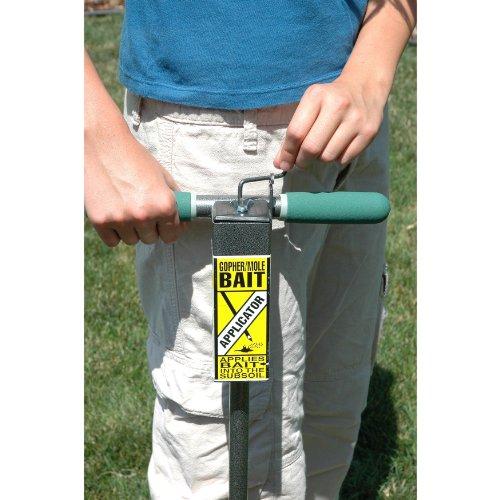 Yard Butler Gopher Bait Applicator Eliminate Garden Rodents Dispense Gopher Mole Killer Poison Pellets In Tunnels IGBA-1