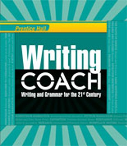 WRITING COACH 2012 NATIONAL STUDENT EDITION GRADE 9 (NATL) by Pearson Education (2010-03-19)