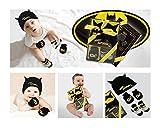 DC Comics Baby Boys Batman Take-Me-Home