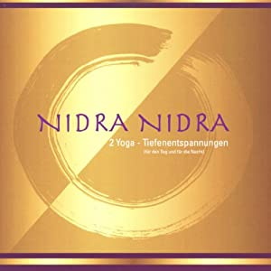 Yoga Nidra - Nidra Nidra Hörbuch