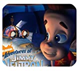 Contracted Jimmy Neutron Boy Genius Customized Rectangle Mousepad Decent