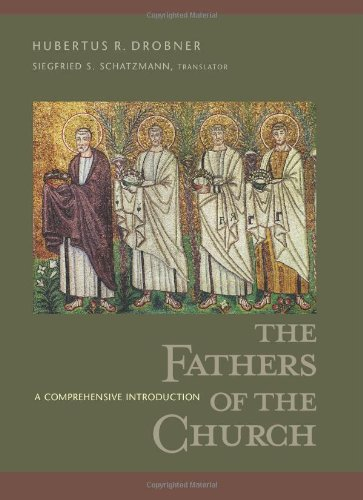 Fathers Of The Church: A Comprehensive Introduction PDF