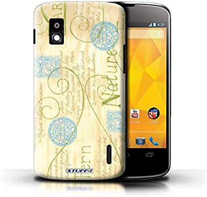 Multi Variant Smartphone/Nature Collection naranja / azul LG Nexus ...