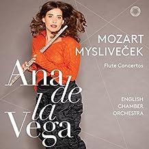 Mozart: Flute Concertos Nos. 1 & 2; Myslivecek: Flute Concerto in D major