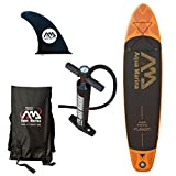 Best Paddle Boards - Aqua Marina Inflatable Stand-up Fusion Paddle Board Review