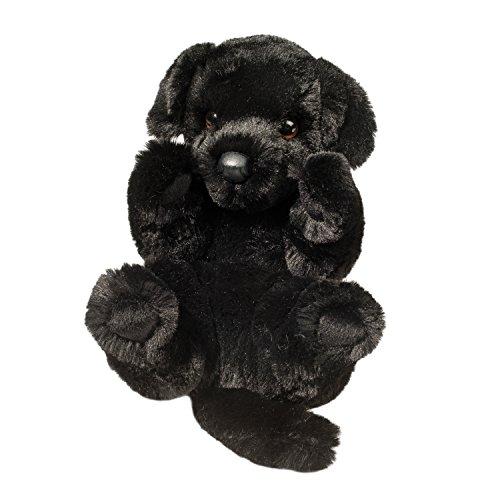 Black Lab Stuffed Animal 9