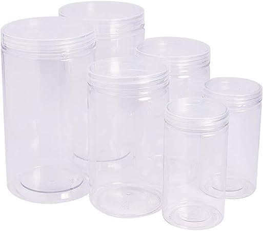 Set di 12 vasetti esagonali Vasetti di marmellata Piccoli vasi Vasetti con clip Conserva vasetti Mini vasetti di vetro M /& W Vasetti di stoccaggio ermetici Conservazione delle erbe