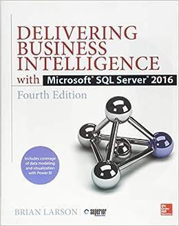 Delivering Business Intelligence with Microsoft SQL Server ...